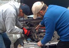 Harold Repairs Volvo
