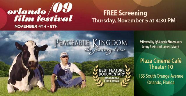 PK at Orlando Film Fest