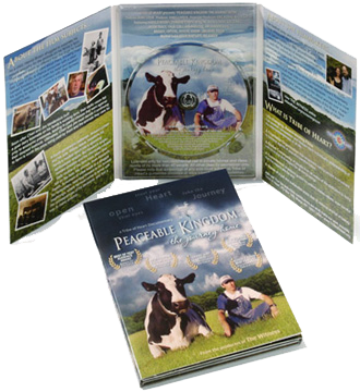 Peaceable Kingdom DVD