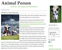 AnimalPerson.net