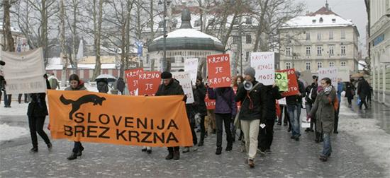 Slovenian Activists