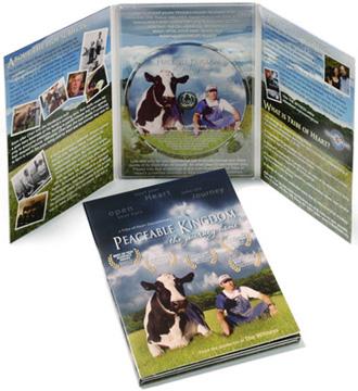 Peaceable Kingdom DVD