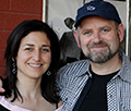 Jenny Stein and James LaVeck