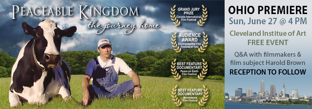 Ohio Premiere of Peaceable Kingdom